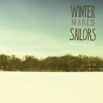 Vinteren gør sejlere - flytter på [Vinyl] USA import