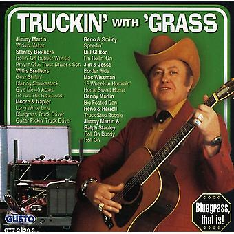 Truckin with Grass - Truckin with Grass [CD] USA import