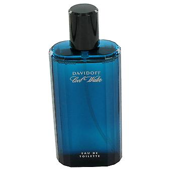 Davidoff Men Cool Water Eau De Toilette Spray (Tester) By Davidoff