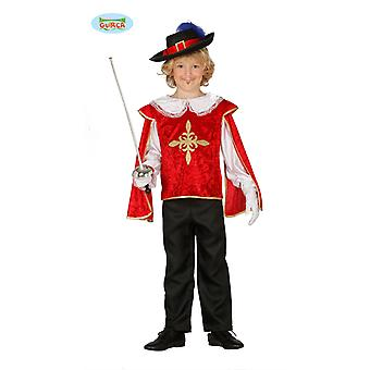Knight Knight costume musketeer children 3-4 years