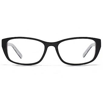 Carvela Rectangle Glasses In Black
