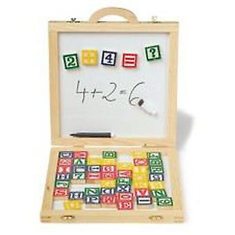 Legler Magnetic Letters In Suitcase (Toys , Educative And Creative , Vocabulary)