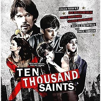 10 mil santos / O.S.T. - diez mil santos / de la importación de los E.e.u.u. O.S.T. [CD]