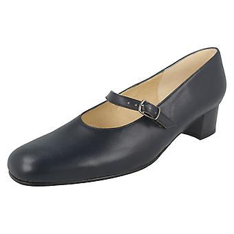 Ladies Nil Simile Narrow Fitting Mary Jane Shoes Billie