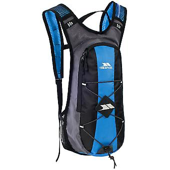 Trespass Mirror Hydration Backpack/Rucksack (15 Litres) With Water Resevoir (2 Litres)