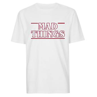 The T-Shirt Factory Mens Mad Things T-Shirt