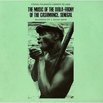 Music of Diola-Fogny of Casamance Senegal - Music of Diola-Fogny of Casamance Senegal [CD] USA import