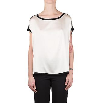 Jucca ladies J2712110 white silk T-Shirt