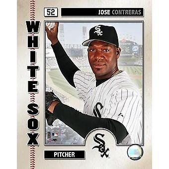 Jose Contreras - 2006 Studio Plus Photo Print