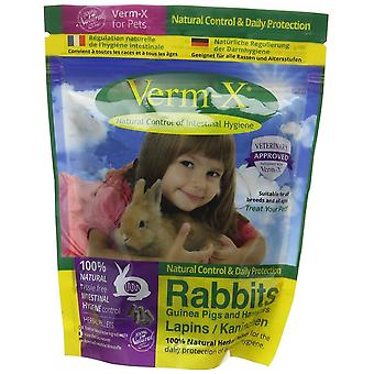 Verm-x Treats Nuggets For Rabbits and Small Pets 180g