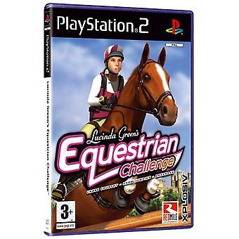 Lucinda Groenen Paardensport uitdaging (PS2)