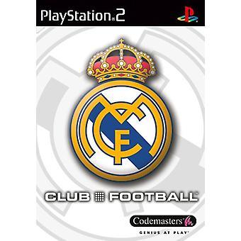Club voetbal Real Madrid
