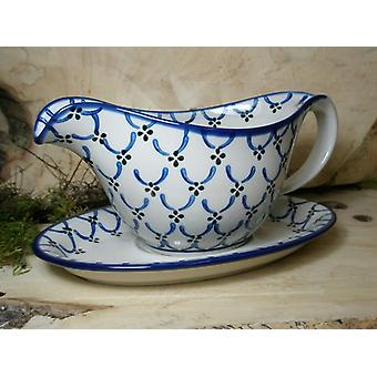 Noble sauce boat + saucer, 700 ml, Trad. 25, BSN 60702