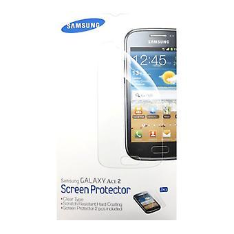 واقي الشاشة P1J5CE إلخ سامسونج سامسونج غالاكسي Galaxy ACE 2