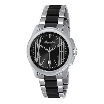 Kenneth Cole New York men's wrist watch analog stainless steel 10018777 / KC9385
