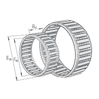 INA K40X45X17-B-0-7 Needle Roller and Cage Assembly