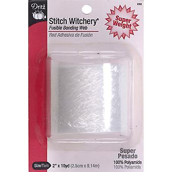 Dritz Stitch Witchery Fusible Bonding Web Super Weight-2