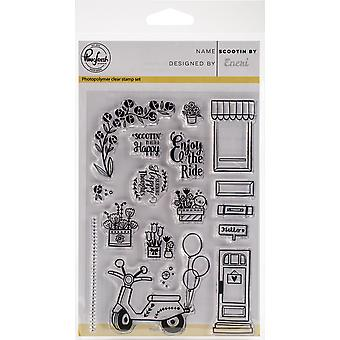 Documented Clear Stamps 6