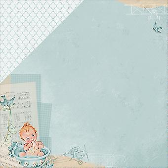 Peek-A-Boo Double-Sided Cardstock 12