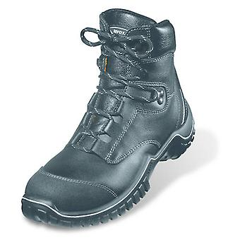 Uvex 6986/2 Size 11 Motion Light Leather Safety Boots. Wide-Fit, Steel Toe