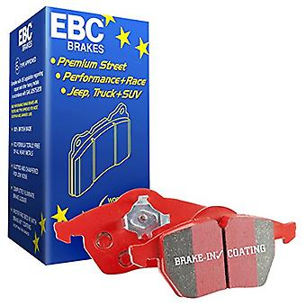 EBC Brakes DP73034 EBC 7000 Series Greenstuff Low Dust Truck/SUV Brake Pads EBC 7000 Series Greenstuff Low Dust Truck/SU