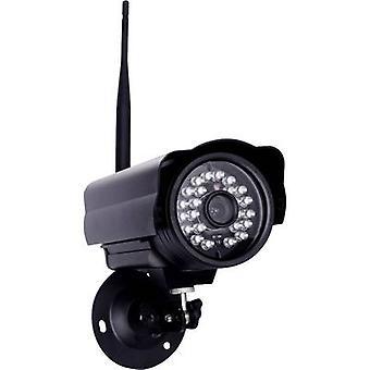 Smartwares C923IP WLAN/Wi-Fi, LAN IP CCTV camera 1280 x 720 pix