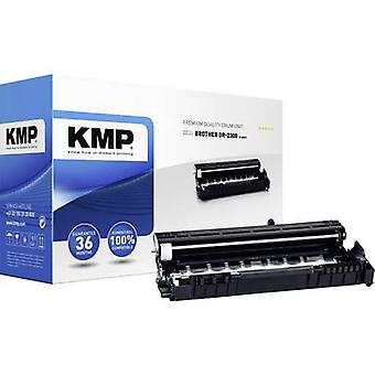 KMP Drum replaced Brother DR-2300, DR2300 Compatible Black 12000 pages B-DR27