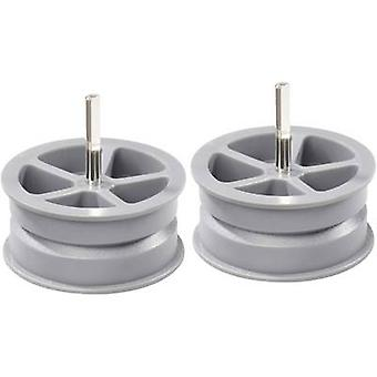 Arexx Wheel set Antriebsrad RP5/RP6 Suitable for (robot assembly kit): RP6, RP