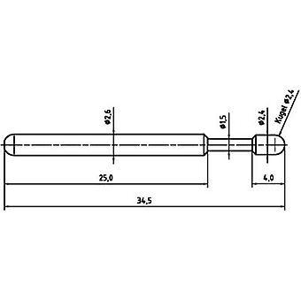 PTR 1040-D-1.5N-NI-2.4 Precision test tip