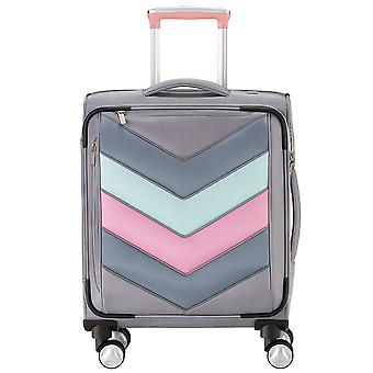 Titanium bløde spotlight Boardcase hytter 4 hjulet trolley sag S 55 cm 384406-04