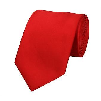 Tie slips slips slips 8cm rødt lys rød Fabio Farini