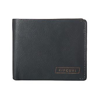 Rip Curl Laser RFID 2 In 1 Leather Wallet