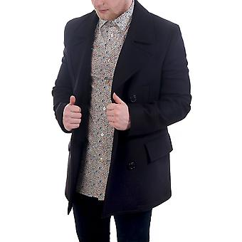 PS Paul Smith Reefer cappotto