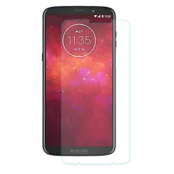 Motorola Moto Z3 play screen protector 9 H laminated glass tank protection glass tempered glass
