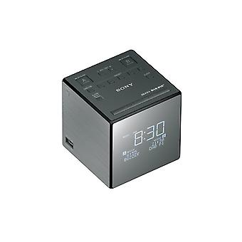Sony XDR-C1DBP-CEK Rechargeable Battery Operated Pocket DAB/DAB+ Clock Radio