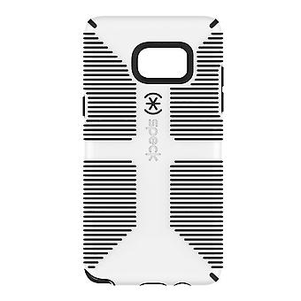 Speck CandyShell Grip Case for Samsung Galaxy Note 7 - White / Black