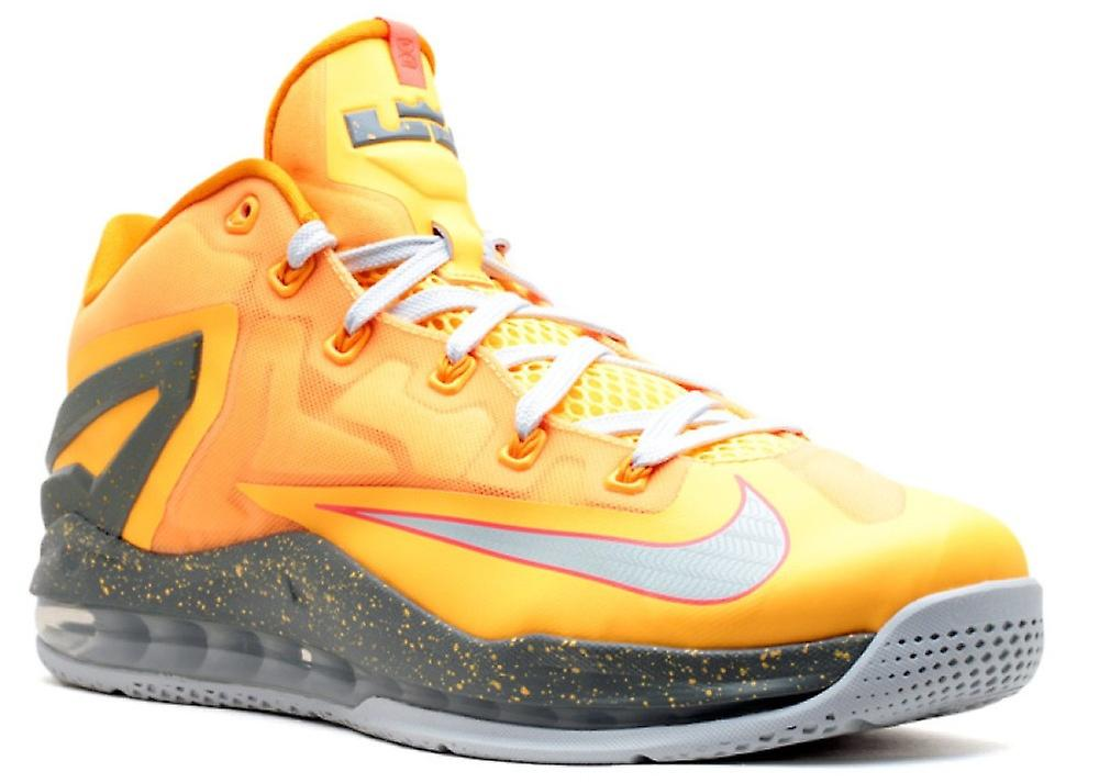Max Lebron 11 Low  Floridien  - 642849-800 - chaussures