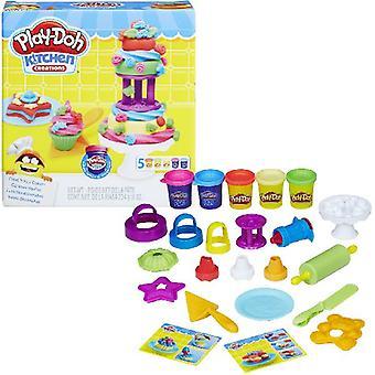 Hasbro Play-Doh Frost n Spaß Kuchen