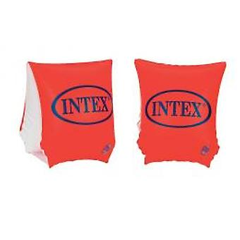 Intex swimming armbands Orange size S