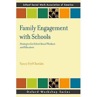 学校ソーシャル ワーカーのための戦略の学校における家族の婚約、