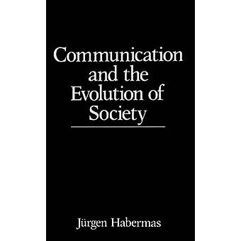 Communication and the Evolution of Society by Jurgen Habermas - 97807