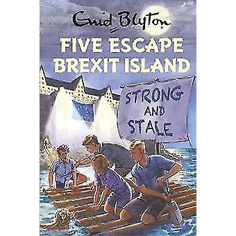 5 Flucht Brexit Insel von Bruno Vincent - 9781786486981 Buch
