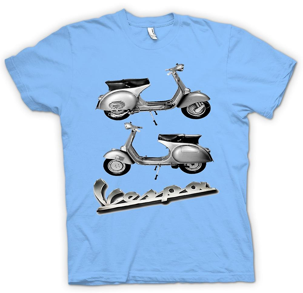 T-shirt Uomo - Vespa 150GS Scooter - Mod