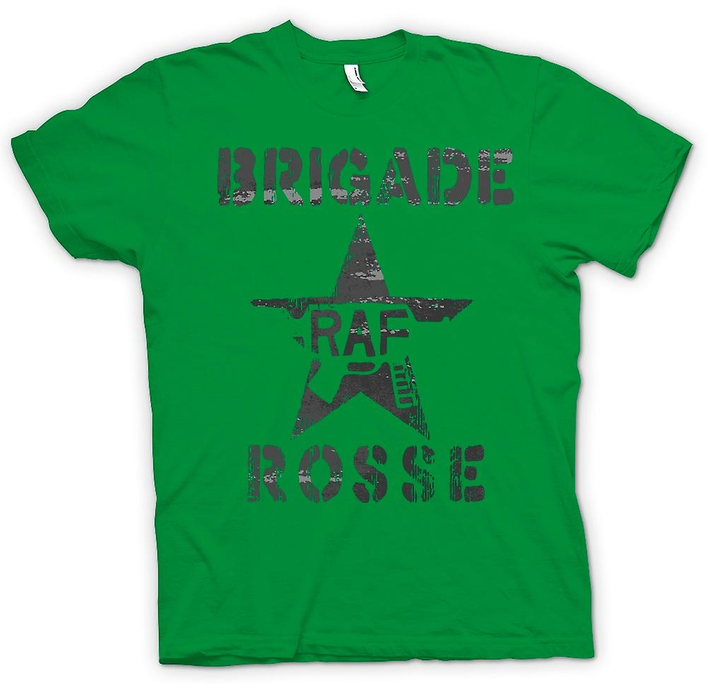 Hommes T-shirt - Brigade Rosse - marxiste