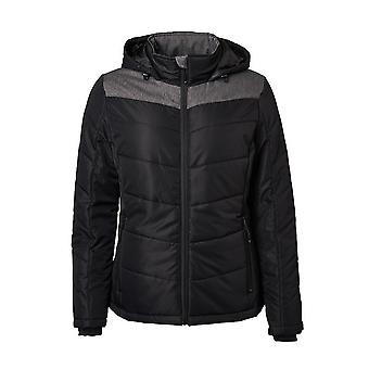 James and Nicholson Womens/Ladies Winter Jacket
