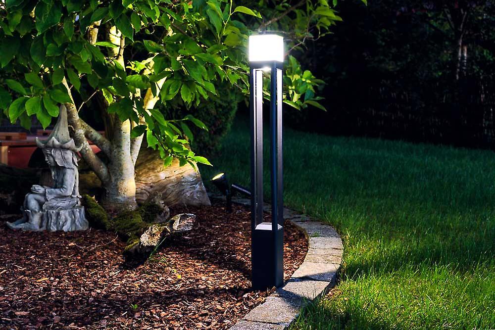 LED path light Milan 80 cm dark grey 11,8W 6500 K 10759