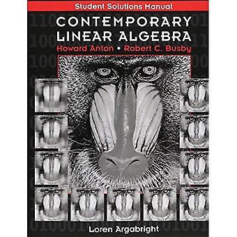 Samtida linjär Algebra, Student Solutions Manual