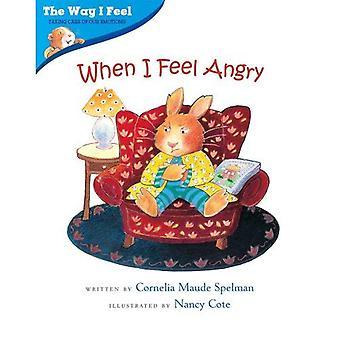 When I Feel Angry (Way I Feel Books)