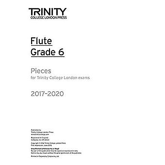 Trinity College London: Flute Exam Pieces Grade 6 2017 to 2020 (part only)