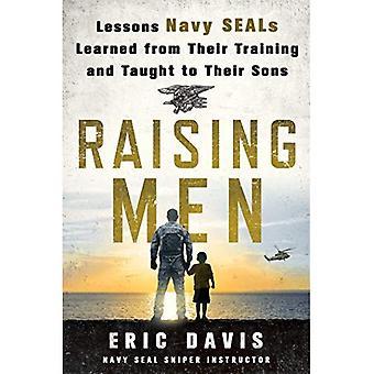 Att höja män: Lektioner Navy SEALs lärt sin utbildning och lära sig att deras söner